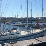 Boats at Kilrush Marina