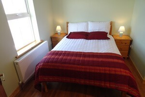 Bedroom Malinbeg Hostel Donegal