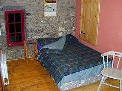 bedroom traditional farm hostel