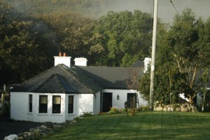 exterior kilcommon lodge mayo