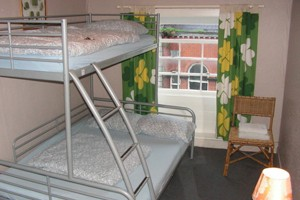 private room at Kilkenny hostel
